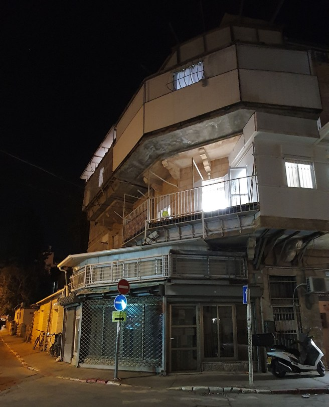 Меа Шеарим — жилье