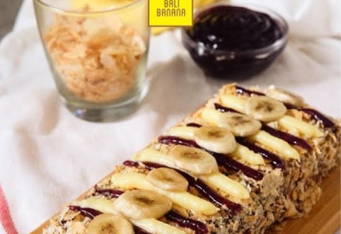 Bali Banana Best Banana Cake In Town Oleh Oleh Khas Bali