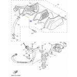 Oryginalny filtr powietrza YW125 BW'S :: olej-motocyklowy