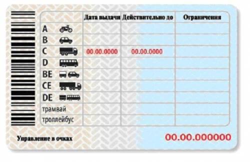 Как восстановить потерянное водительское удостоверение (права) в Смоленске