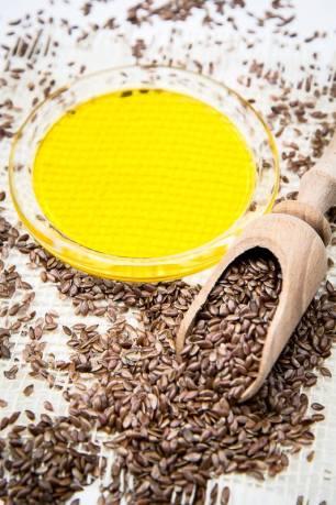 Olej lniany Olini to bogate źródło Omega-3