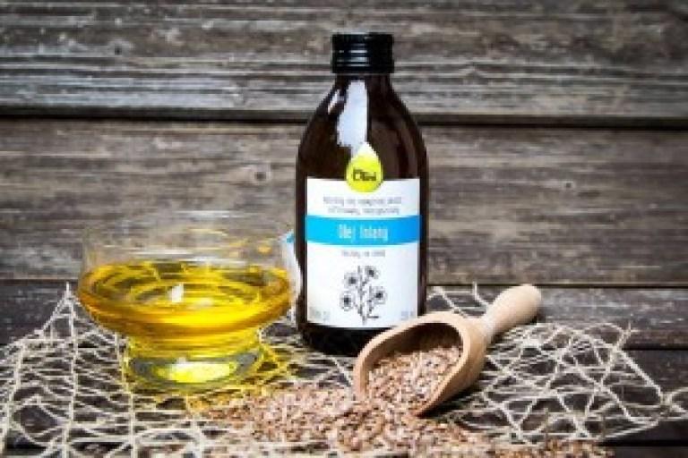 Shake z olejem lnianym