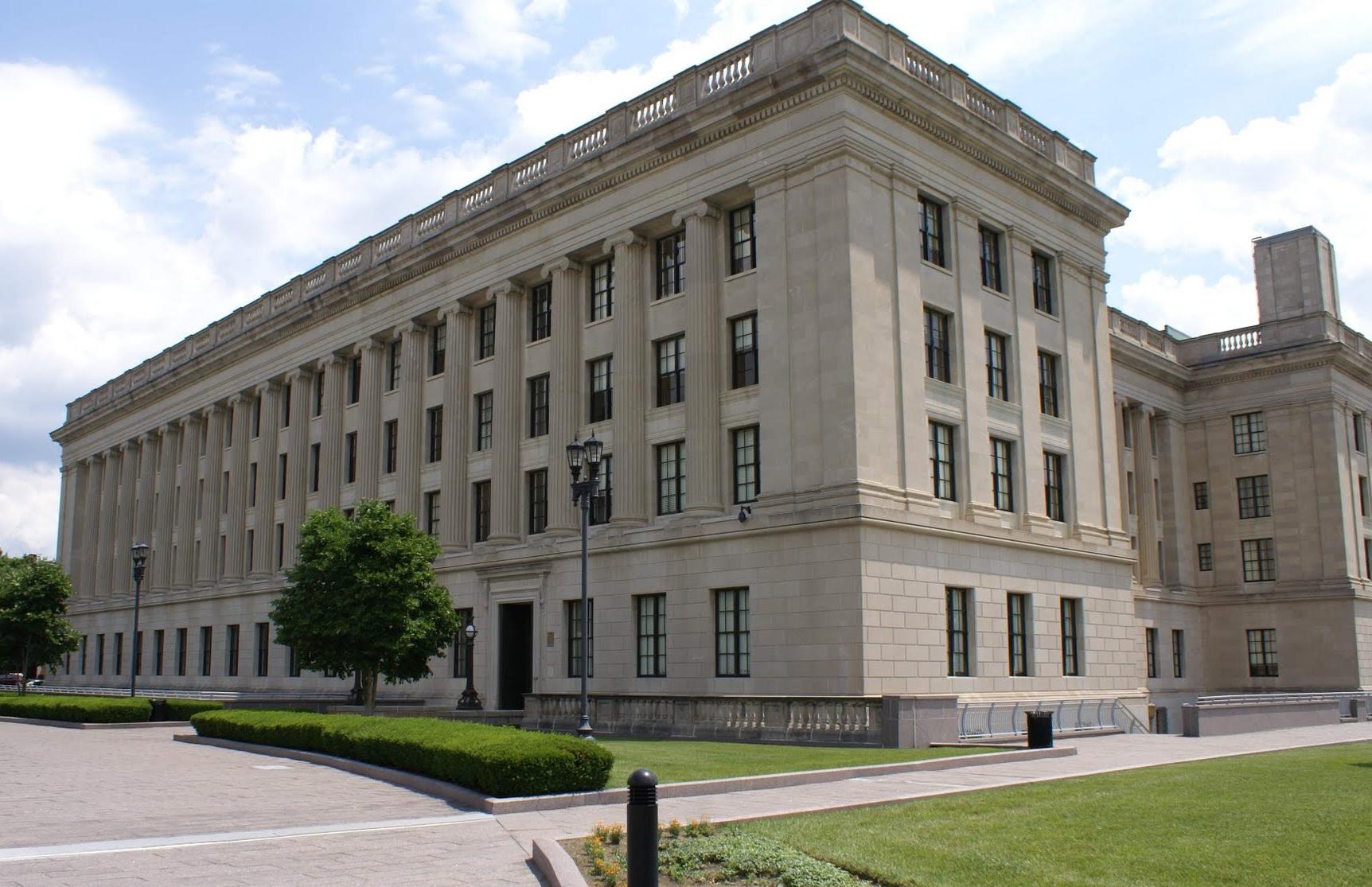 NJ State Capitol Annex Furniture Restoration