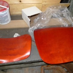 Eames Lcw Chair Replacement Cushions Dining And Lounge Chairs Repairs, Shock Mounts, Parts, Refinishing