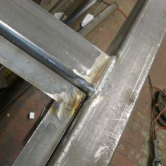 Steel Chair Joints Cheap Tufted Dining Chairs Welding Of Iron Brass Bronze Other Metals By Arc