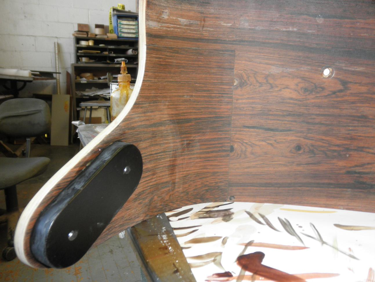 Eames Chair Repair Herman Miller Eames Chair Repair And Other Plywood Lounges Repaired