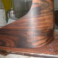 Herman Miller Eames Chair Repair Barrel Style Cane Back And Other Plywood