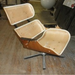 Selig Eames Chair Design Philippines Is My Vintage Real Olek Restoration Furniture The Reproduction Of Lounge From 1960 S No Shock Mounts Uses Bolts Through Outer Shells And Directly Into 1 16 Thinner