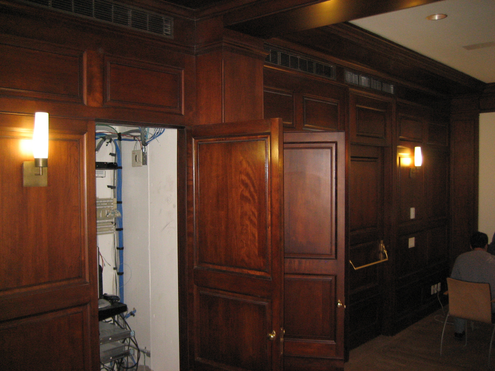 Custom Modern or Traditional Restaurant Millwork Kitchen Cabinets Restoration Woodwork with