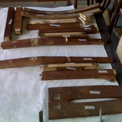 What Is A Rocking Chair Space Saver High Walmart Repairs And Rebuilding To Repair Damages. No Too Badly Damaged. Refinishing ...