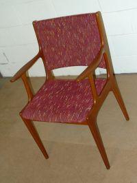 Danish Teak Mid Century Modern Arm Chair Modern ...