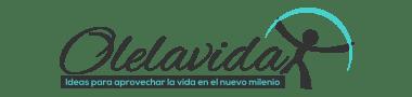 "Logotipo completo de ""Ole la vida"""