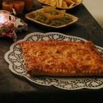Empanada moruna en la cena de Noche Vieja 2016