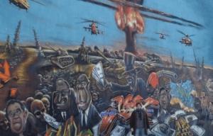 Nueva York, el Bronx y sus graffitis