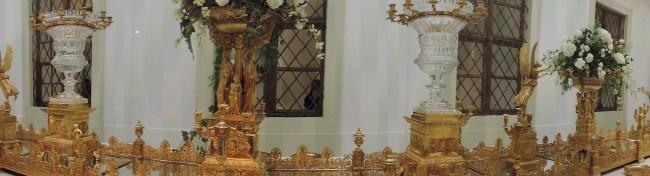 Centro mesa imperial