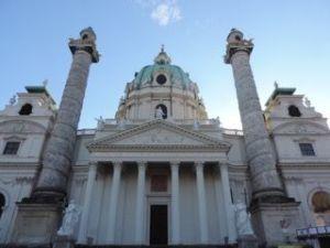 Viena, Iglesia Carlos de Borromeo