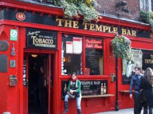 Dublín, The Temple Bar