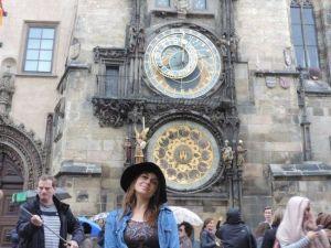 Praga, reloj astronómico