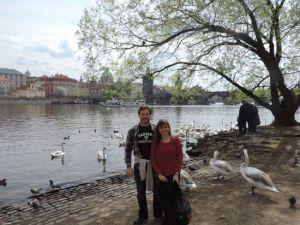 Praga, de cuento