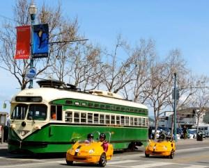 Vehículos en San Francisco