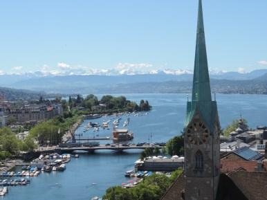 Vistas de Zurich