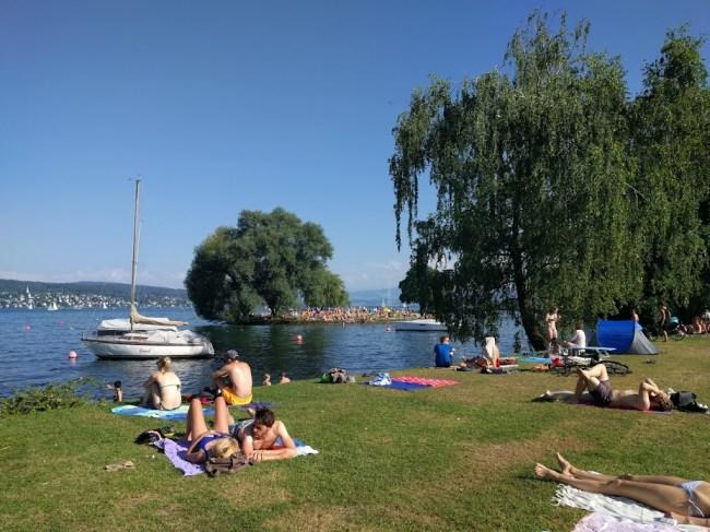 La vida en Zurich, en verano. Mis blogs favoritos sobre Suiza
