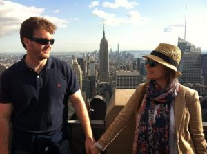 Top of the Rock con Miguel