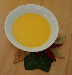 Crema de calabaza, receta para bebés que es ideal para Halloween