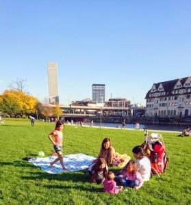 Zurich con niños