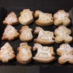 Galletas navideñas, receta fácil de galletas con formas de masa sablé