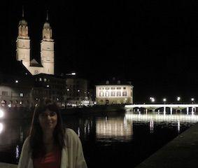 Grossmünstter e Iglesia del Agua, que ver y hacer en Zurich