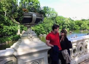 En el lago de Central Park, NY, una escapada ideal por San Valentín