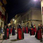 Penitentes en Semana Santa