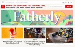 Fatherly, blogs de niños