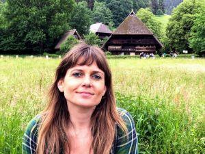 Carmen en el Museo al aire libre de la Selva Negra
