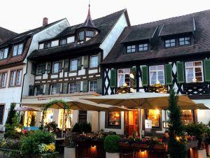 Una noche en Gengenbach, ruta por la Selva Negra