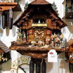 Relojes de cuco, ruta por la Selva Negra