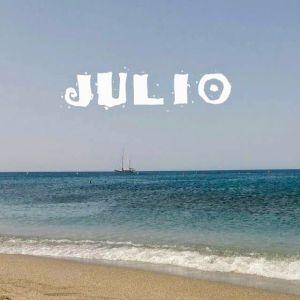 Julio, Cabo de Gata en Almería