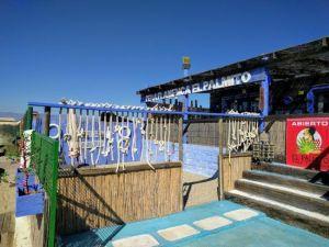 El Palmito en Cabo de Gata