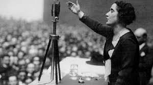 Recordando a Clara Campoamor el 1 de octubre
