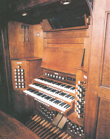 Abbott & Smith Organ