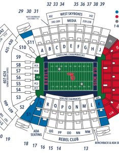 Seating chart buy tickets also  ole miss gamedays rh olemissgameday