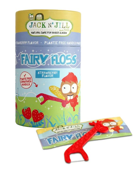 Fairy floss hambaniit kaelkirjak jack n jill