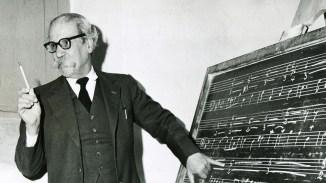 Vicente Emilio Sojo - Fundador de la Orquesta Sinfónica de Venezuela