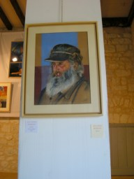 Pastel de Jean-Charles Peyrouny