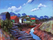Prix de la ville de St Aulaye pour la tonalité et les couleurs à Patrick Henry