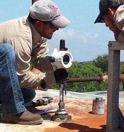 oil tank level sensor gauge installation [ 1800 x 1013 Pixel ]