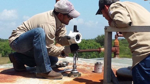 small resolution of oil tank level sensor gauge installation