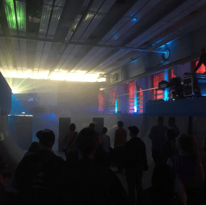 Uusi Tampere 2017 Hiedanrannan Kuivaamolla