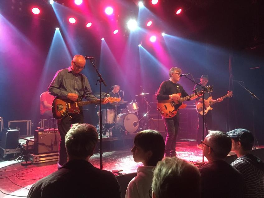 Teenage Fanclub Tavastia 22.4.2019